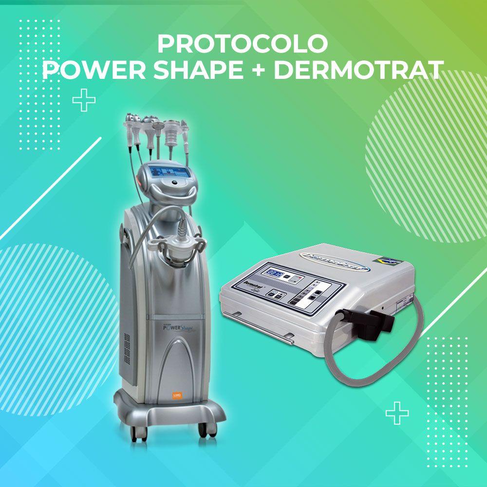Super Treinamento para Protocolos Faciais com Power Shape + Dermotrat - 17/02
