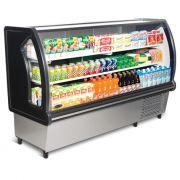 Balcão expositor refrigerado  - Conservex