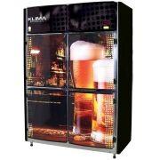 Cervejeira bi-partida 4 portas Klima