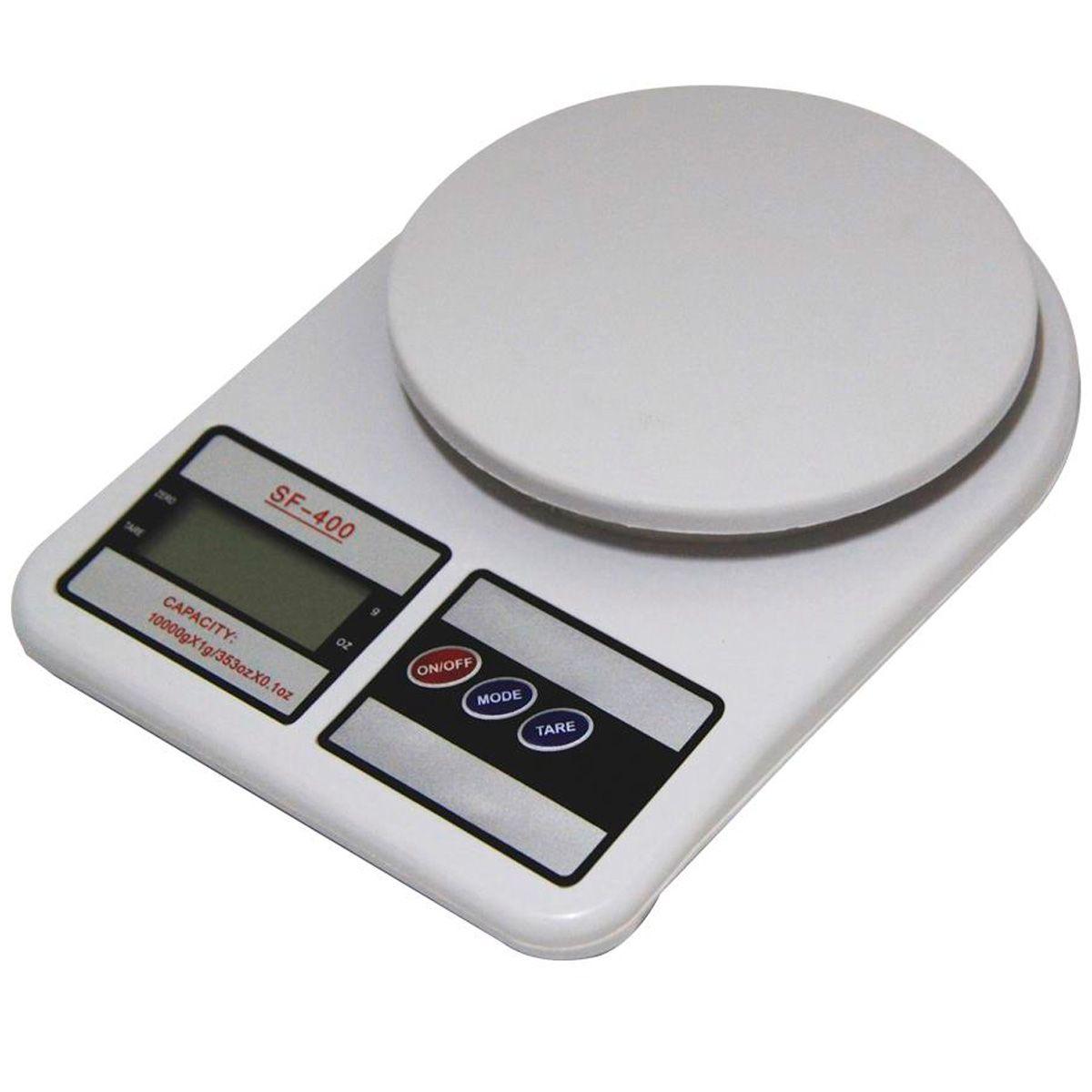 Balança de Cozinha 10kg a pilha