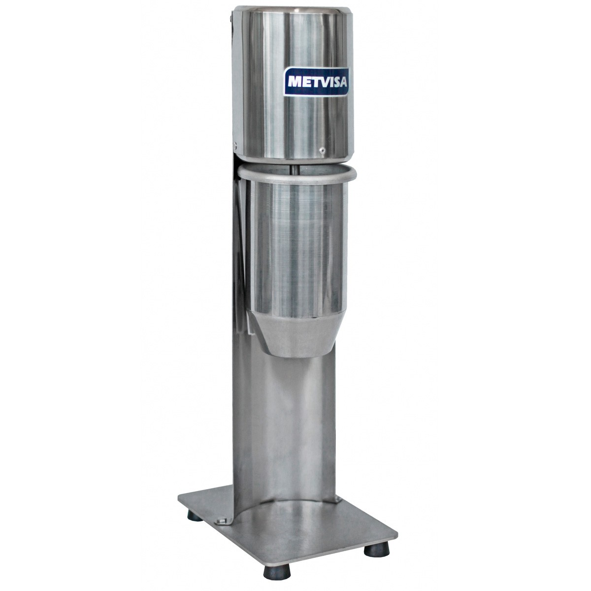 Batedor de Milk Shake Inox 900ml 500w - Metvisa BMK