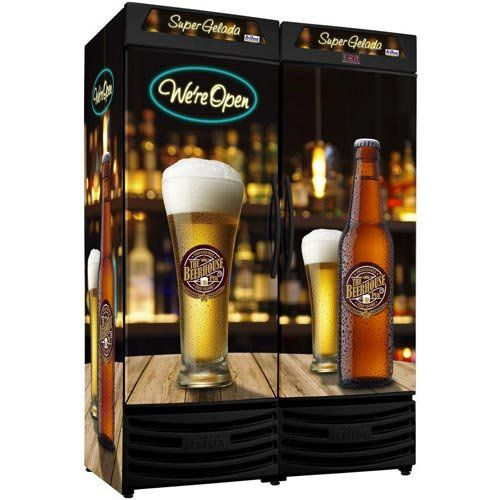 Cervejeira 2 portas 1200lts Frilux