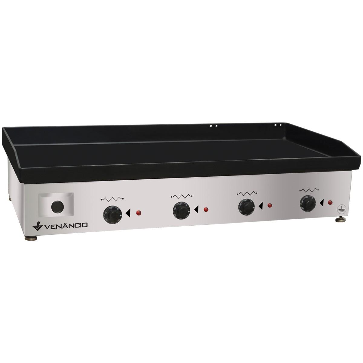 CHAPA ELET INOX ESCOV MOD 650-220V VENANCIO