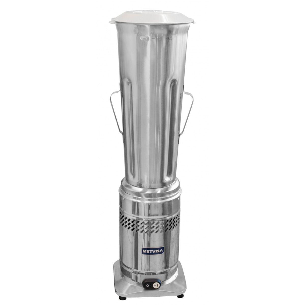 Liquidificador Industrial 4 litros LQL04 Met.visa
