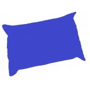 Capa Impermeável hospitalar Para Travesseiro medindo 50 x 70 cm com zíper em napa bagum