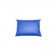 Capa Impermeavel Para Travesseiro Hospitalar Azul - Medida Especial