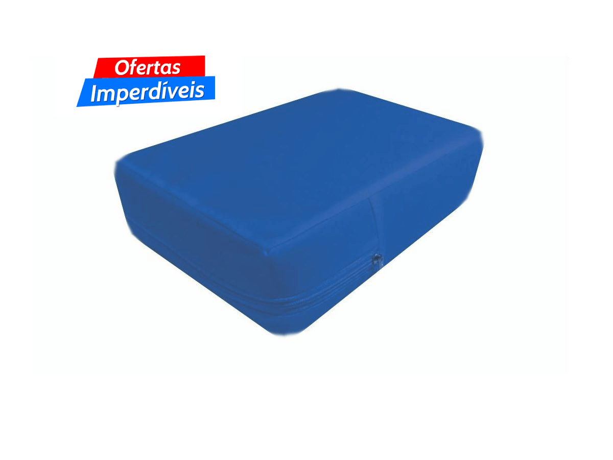 Capa Colchao Berço Mini Cama Impermeável - Medida Especial  - CarroCasa