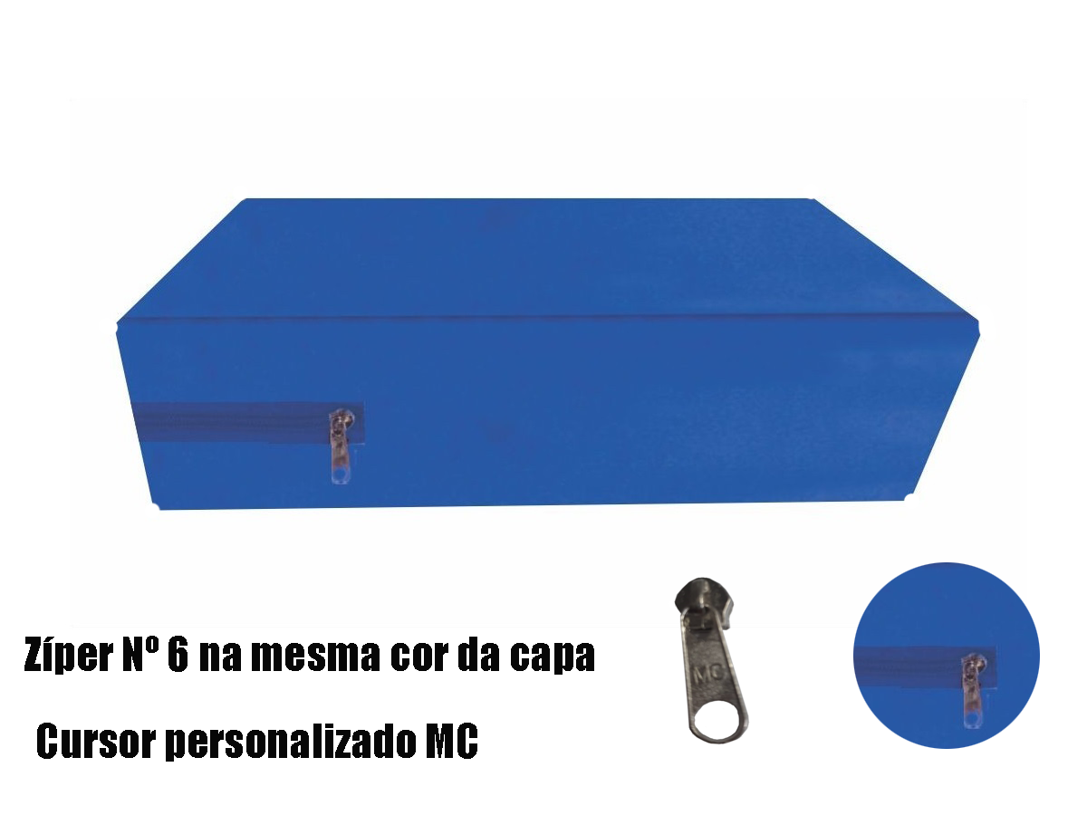 Capa para Colchao de  Solteiro Hospitalar Impermeavel Medida Especial