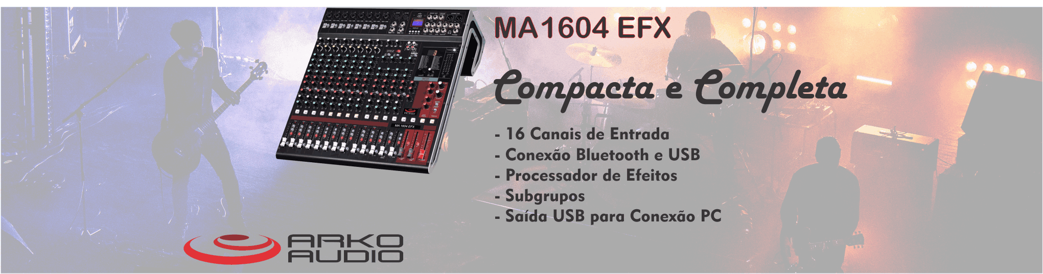 MA1604 EFX
