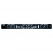 Amplificador Digital C/ DSP - 4 Canais (4x 650W @8 Ohm) - Padrão Rack 19