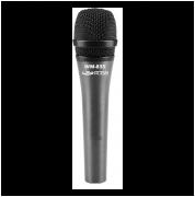 Microfone Dinâmico Cardioide Com Resposta de Freq. 40 Hz a 16k Hz - Wm835 - Arko Audio