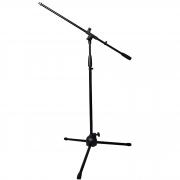 Pedestal Para Microfone Girafa Médio Com Base Retrátil E Articulações Em Nylon Alta Resistência - PSTM160 - Arko Audio
