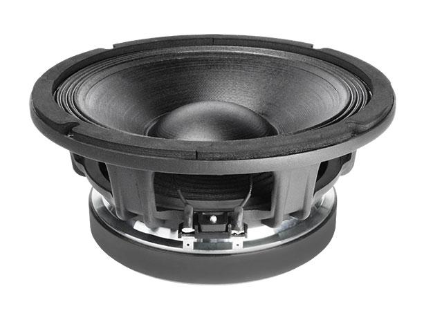 Alto-Falante 10 Polegadas Ferrite - Freq. 100 ÷ 2000 Hz - 300W Aes/99 dB - 10Pr410 - Faital Pro - 8 Ohm