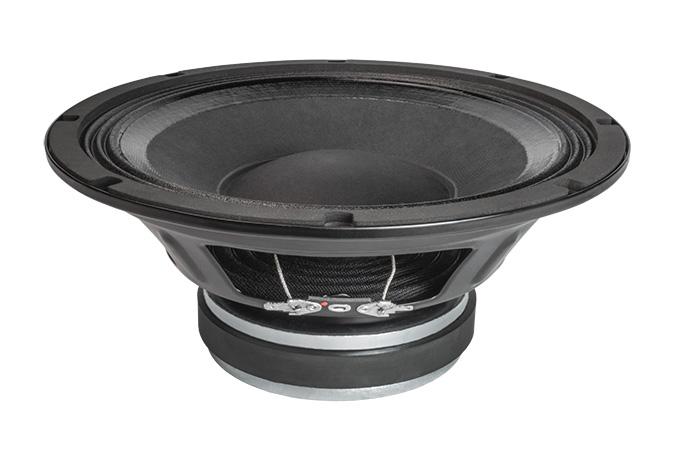 Alto-Falante 10 Polegadas Ferrite - Freq. 50 ÷ 4500 Hz - 250W Aes/96 dB - 10Fe300 - Faital Pro