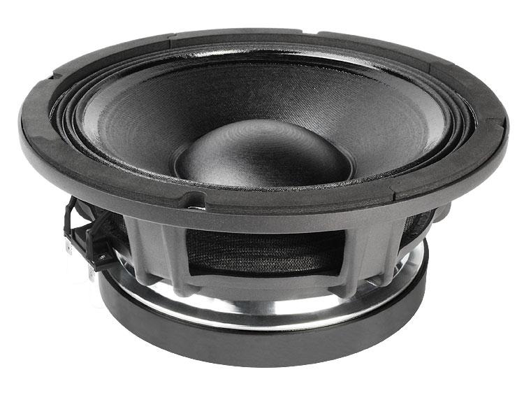 Alto-Falante 10 Polegadas Ferrite - Freq. 60 ÷ 4000 Hz - 500W Aes/97 dB - 10Fh530 - Faital Pro