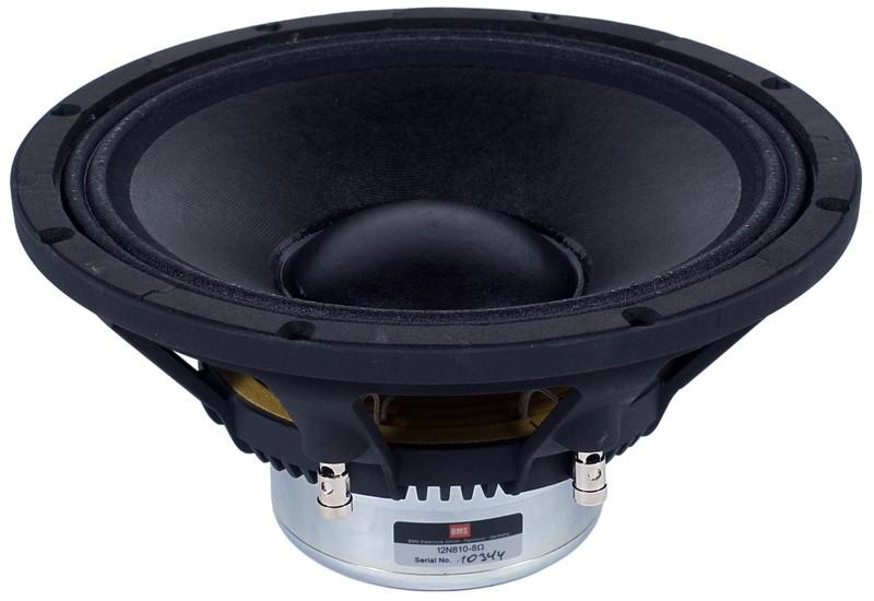 """Alto-Falante 12 Polegadas Neodímio - Lowmid - 4"""" Vc, 600 W, 100 dB - 12N810 - BMS"""