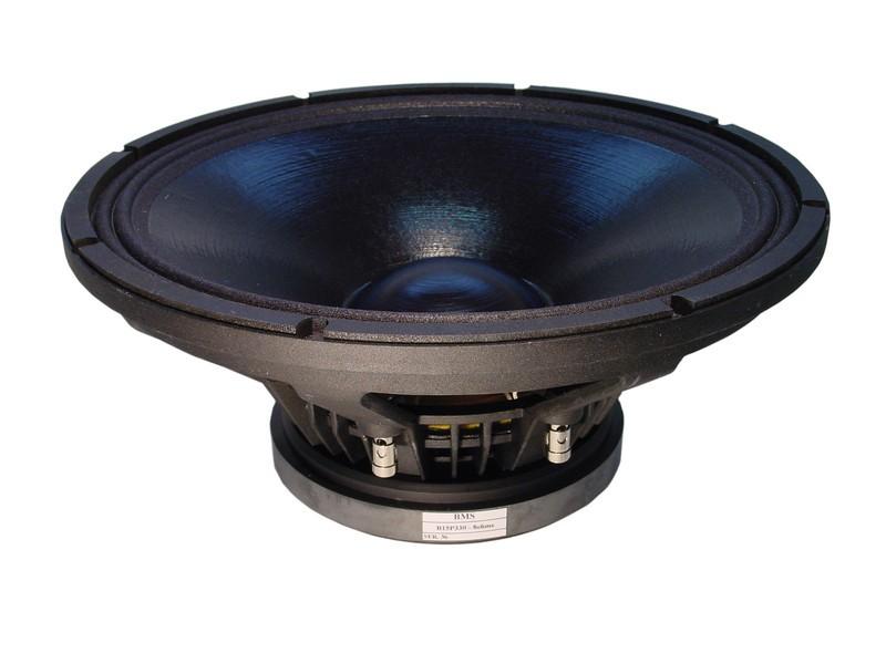 "Alto-Falante 15 Polegadas Ferrite - Freq. Lowmid - 3"" Vc, 500 W, 98 dB - 15S320 - BMS"