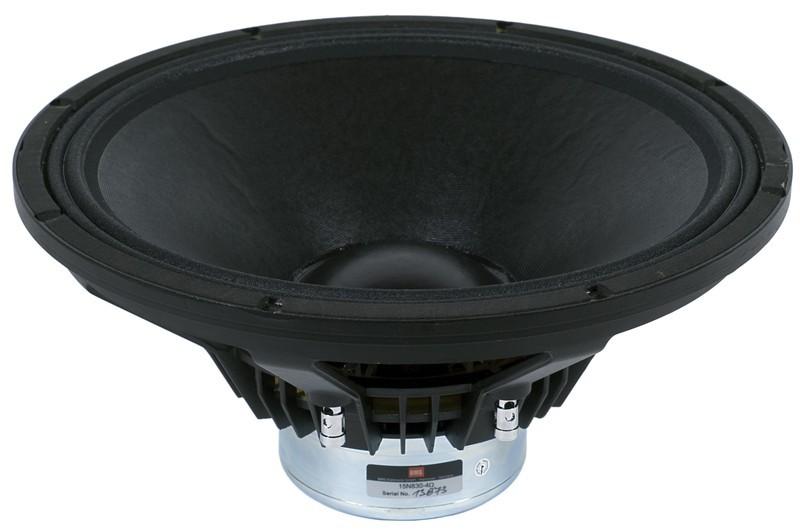 "Alto-Falante 15 Polegadas NeodÍmio - Woofer - 4"" Vc, 1100W, 97 dB - 15N830V² - BMS"