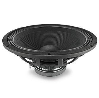 Alto-Falante 18 Polegadas Ferrite - Freq. 35 ÷ 2500 Hz - 1000W Aes/98 dB - 18Hp1010 - Faital Pro