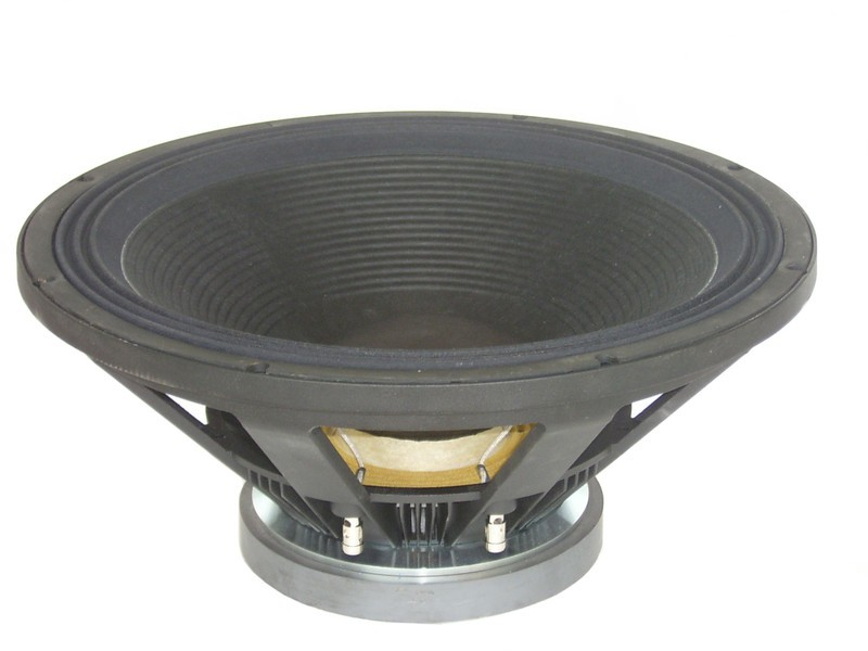 """Alto-Falante 18 Polegadas Ferrite - Woofer - 4"""" Vc, 1200 W, 96 dB - 18S430V² - BMS"""