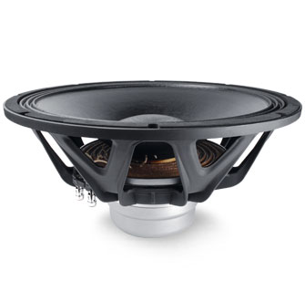 Alto-Falante 18 Polegadas Neodímio - Freq. 30 ÷ 1600 Hz - 2000W Aes/97 dB - 18Xl2000 - Faital Pro