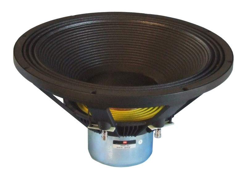 "Alto-Falante 18 Polegadas Neodímio - Woofer - 4"" Vc, 1500 W, 95 dB - 18N862 - BMS"