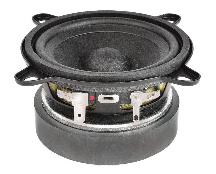 Alto-Falante 3 Polegadas Ferrite - Full-Range 100 ÷ 20 kHz - 20W Aes/91 dB - 3FE25 - Faital Pro
