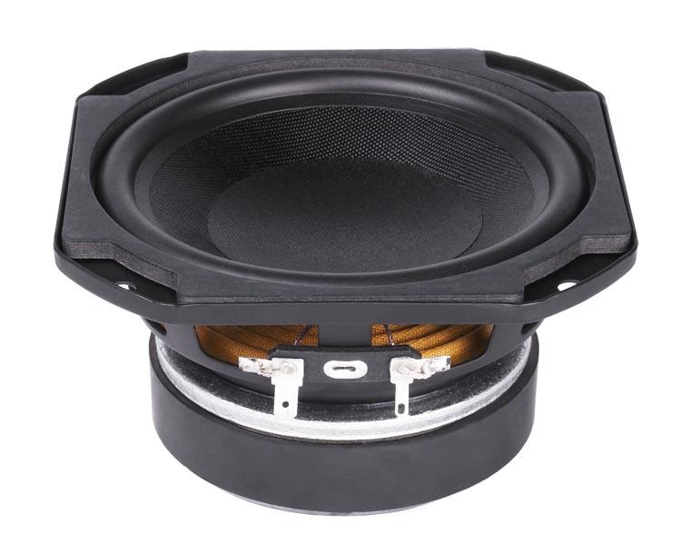 Alto-Falante 5 Polegadas Ferrite - Freq. 65 ÷ 6300 Hz - 80W Aes/88 dB - 5FE120 - Faital Pro