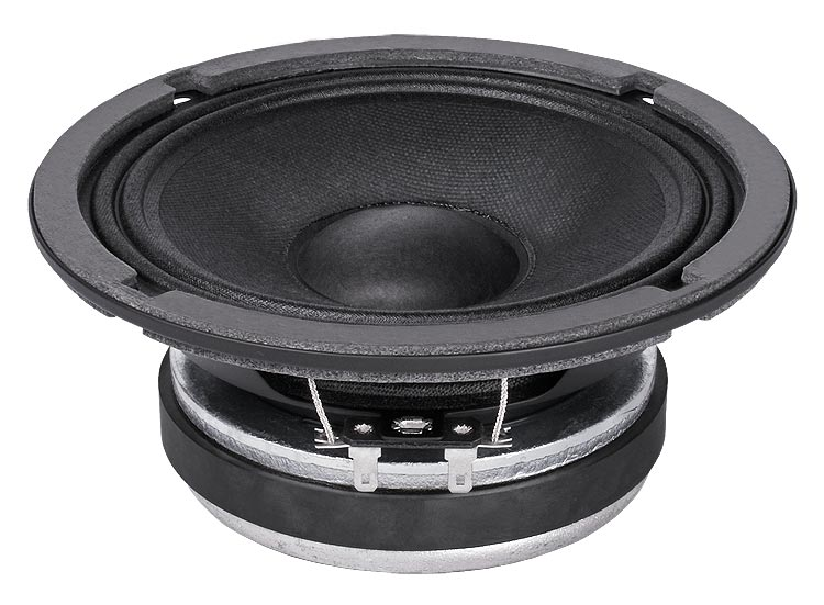 Alto-Falante 6 Polegadas Ferrite - Freq. 85 ÷ 6000 Hz - 130W Aes/95 dB - 6Fe200 - Faital Pro
