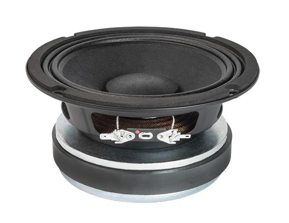 Alto-Falante 6 Polegadas Ferrite - Freq. 90 ÷ 4000 Hz - 175W Aes/94 dB - 6Fe300 - Faital Pro