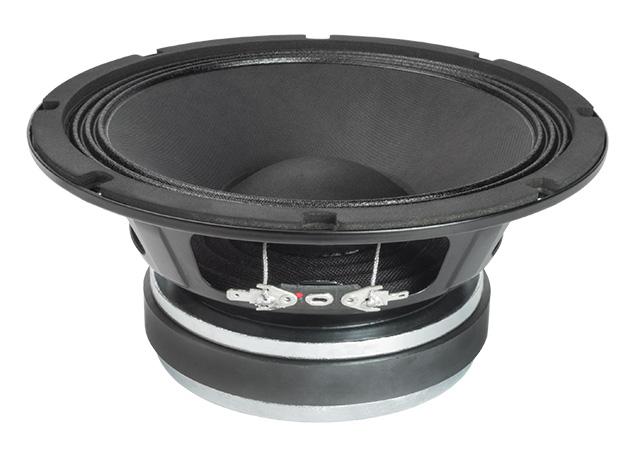 Alto-Falante 8 Polegadas Ferrite - Freq. 80 ÷ 5000 Hz - 250W Aes/95 dB - 8Fe300 - Faital Pro