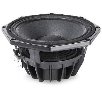 Alto-Falante 8 Polegadas Neodímio - Freq. 80 ÷ 6300 Hz - 150W Aes/94 dB - W8N8-150 - Faital Pro