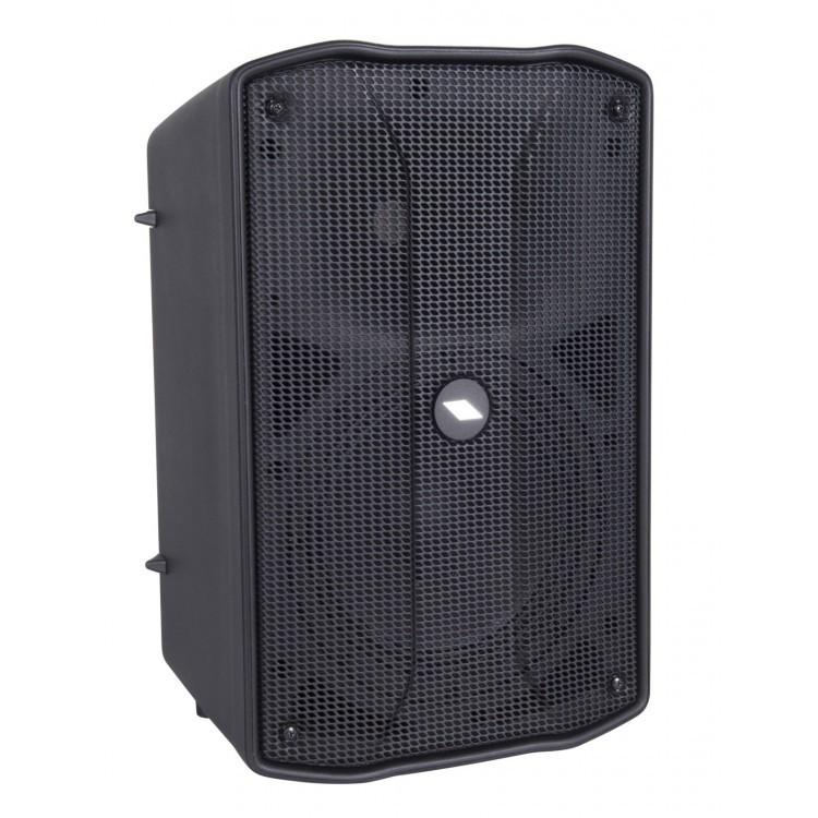 "Caixa Acústica Ativa 8 Polegadas 600Watts - 1x8""+Driver 1"" - Flash8Xd - Proel"