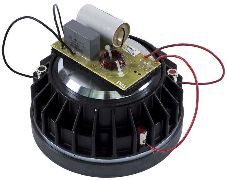 Driver Coaxial 2 Polegadas Ferrite - 150W + 80W Aes, 118 dB - 4590P - Bms - 8 Ohm