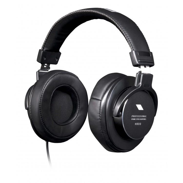 Fone De Ouvido Para Estúdio Uso Profissional Design Dinâmico E Resp. De Freq. 20 ÷ 25 kHz - H800 - Eikon