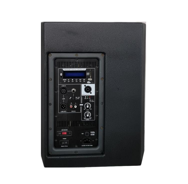 "Subwoofer Ativo 1x12"" 600Watts (450W + 150W) Com Bluetooth - Csw12A BT - Arko Audio"