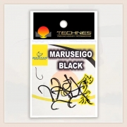 ANZOL MARUSEIGO BLACK TECHNES - C/ 10 UND