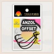 ANZOL OFFSET TECHNES - C/ 03 UND