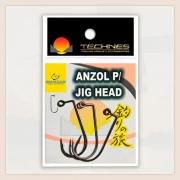 ANZOL P/JIG HEAD TECHNES - C/ 03 UND
