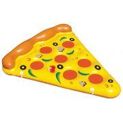 Boia Inflável Fatia de Pizza 130 cm