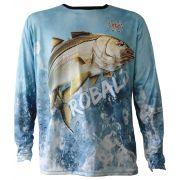 Camiseta de Pesca By Aventura Robalo 1805