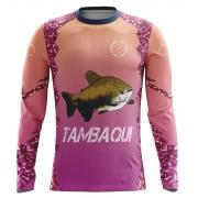 Camiseta Tambaqui Feminina - By Aventura - Ref.1909