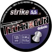 Chumbinho Technogun Strike Diabolo 5.5mm