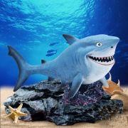 Enfeite Aquário  Tubarão Bruce - Procurando Nemo
