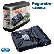 Fogareiro Mini portátil a Gás Mor Sunrise 9100