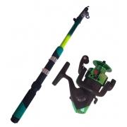 Kit Molinete HT200 e Vara De Pesca de 170 CMIK