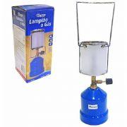 Lampião A Gás Com Cúpula De Vidro Western LG-65