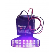 Lanterna Tilapeiro - 12 Leds - A Bateria