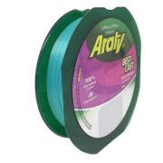 Linha Araty Best Cast Verde - 300 mt - 0,20 mm