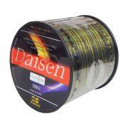 Linha Camuflada Monofilamento Daisen 600 mt - 0,33 mm